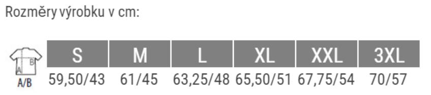 velikosti k381