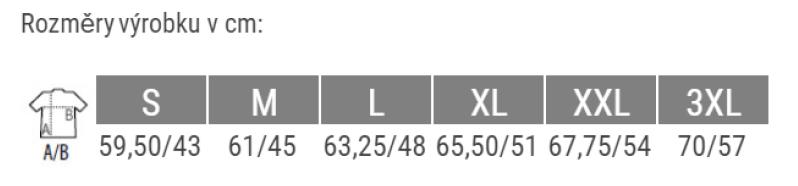 velikosti K466