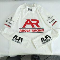 sítotisk Adlof racing